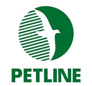 Petline Beyaz Logo