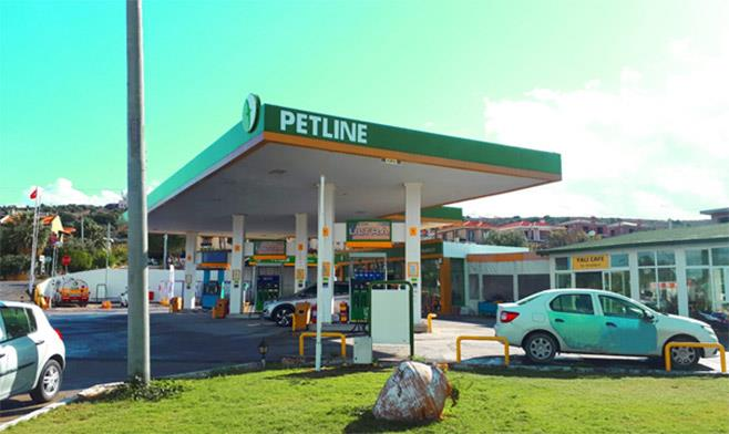 Petline